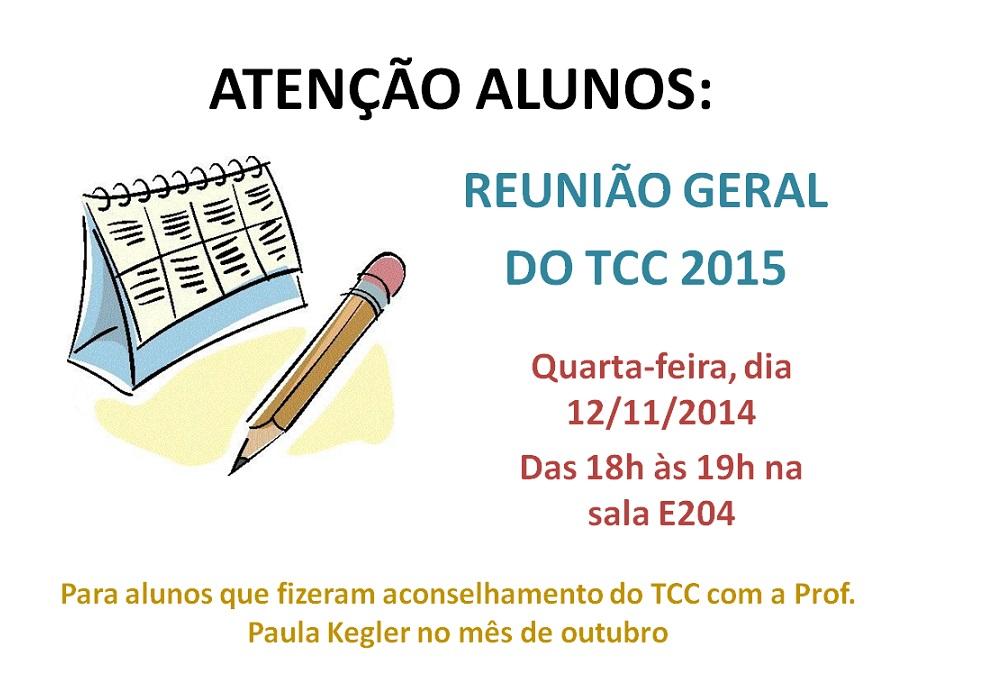 2014 Reunião Geral