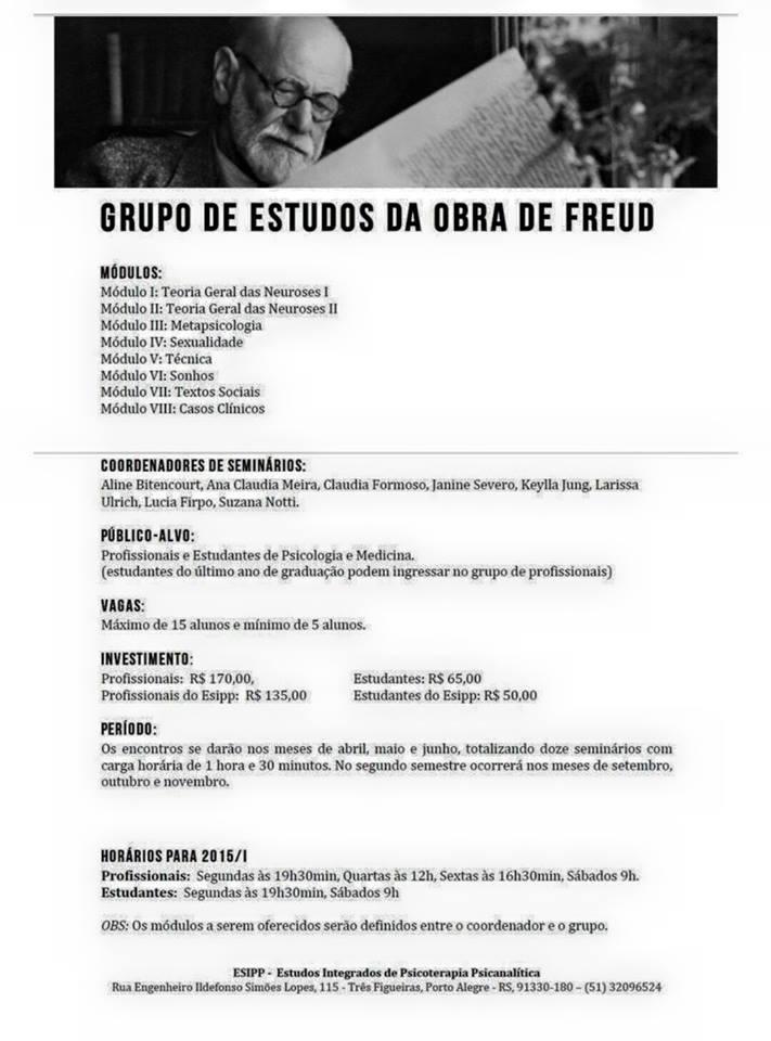 Grupo de Estudos Freud(1)