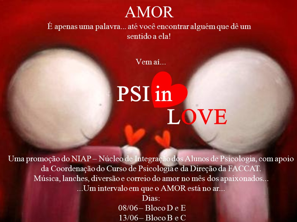 Psi in Love
