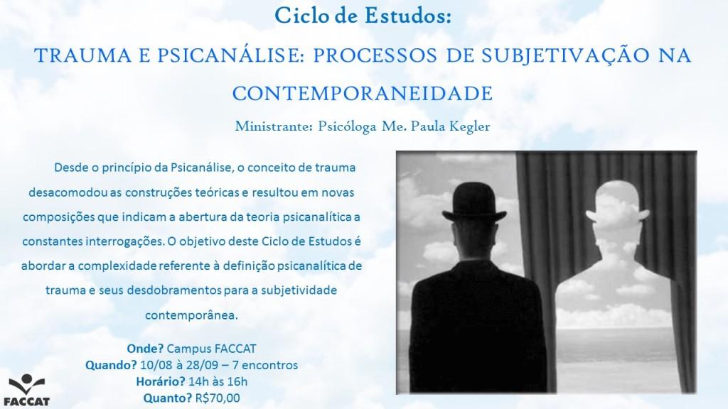 Ciclo de Estudos - Paula
