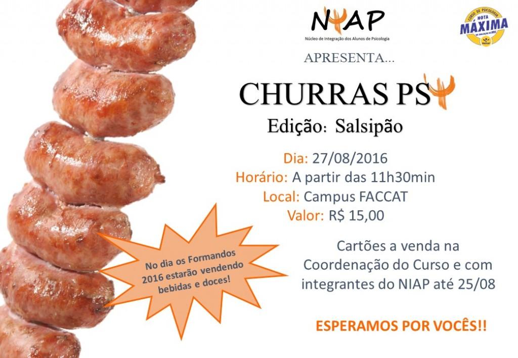 Convite Salsipão