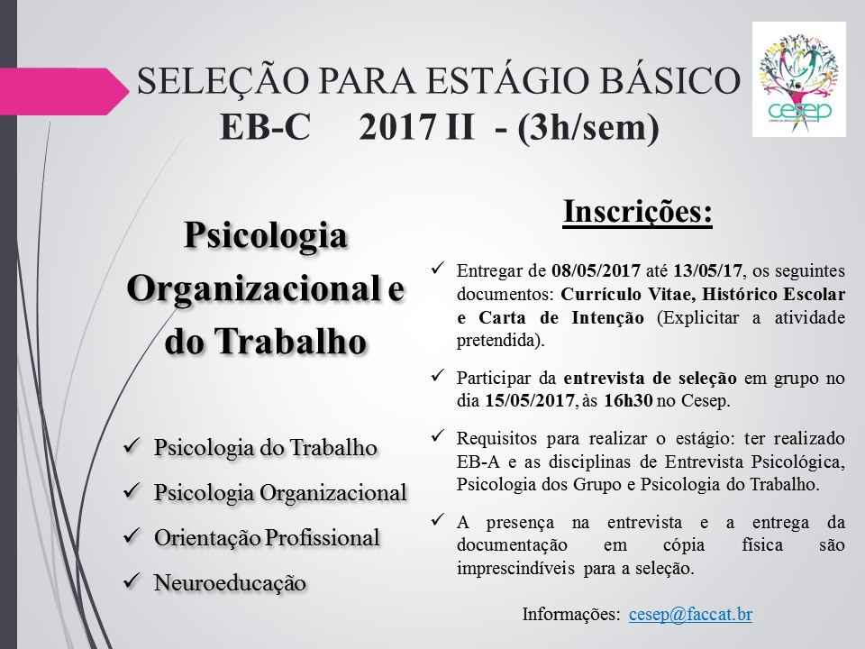 EbC 2017 II