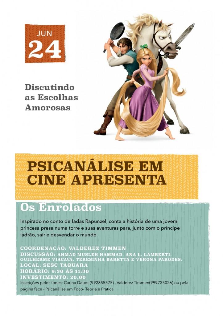 Cartaz Psicana¦ülise em Cine-1